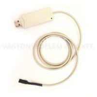 riasztóbolt, riasztobolt, Apollo GSM USB programozókábel
