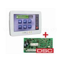 riasztóbolt, riasztobolt, DSC PACK-PC1832PCBE-PTK5507 riasztó csomag