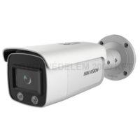 riasztóbolt, riasztobolt, Hikvision DS-2CD2T47G1-L 4MP ColorVu IP kamera