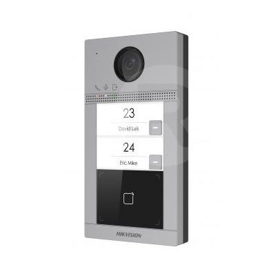 riasztóbolt, riasztobolt, Hikvision DS-KV8213-WME1/Flush IP kaputelefon kültéri