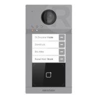 Hikvision DS-KV8413-WME1 IP kaputelefon kültéri