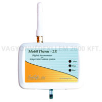 riasztóbolt, riasztobolt, MobilTherm-2S GSM távhőmérő és hőmérséklet riasztó