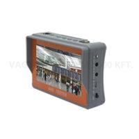 riasztóbolt, riasztobolt, Provision PR-TM43AHDBL kamera tesztmonitor
