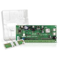 riasztóbolt, riasztobolt, Satel Perfecta16ASET központ+doboz+antenna csomag