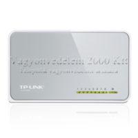 riasztóbolt, riasztobolt, TP-LINK SF1008D 10/100Mbps 8 portos mini switch