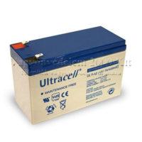 riasztóbolt, riasztobolt, ULTRACELL 12V 7.0 Ah Riasztó akkumulátor